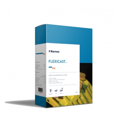 Flexicast 45 Fast Set Polyurethane Resin